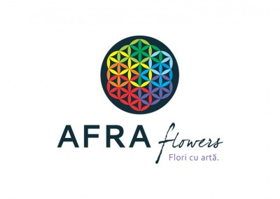 Afra Flowers | Corporate Branding