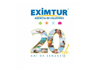 Eximtur | Graphic Design