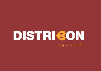 Distribon | Corporate Branding